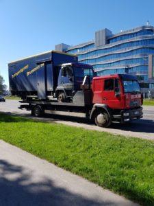 Puksiir ja autoabi 24h Tallinnas